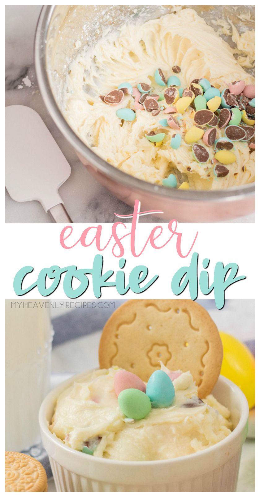 Easter Cookie Dip Recipe