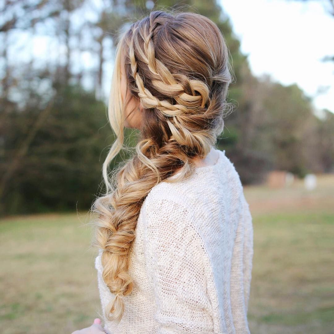 "Mermaid Side Braid  Tutorial link in bio! <a class=""pintag"" href=""/explore/missysueblog/"" title=""#missysueblog explore Pinterest"">#missysueblog</a><p><a href=""http://www.homeinteriordesign.org/2018/02/short-guide-to-interior-decoration.html"">Short guide to interior decoration</a></p>"