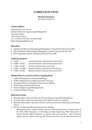 Ieee Resume Format Resume Format, Kenneth Smith Resume - detailed resume example