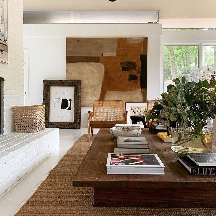 #interiors #bohemian #retro #vintage #homedecor #interiordesign #sofa #minimalism #apartment #frenchstyle #midcentury