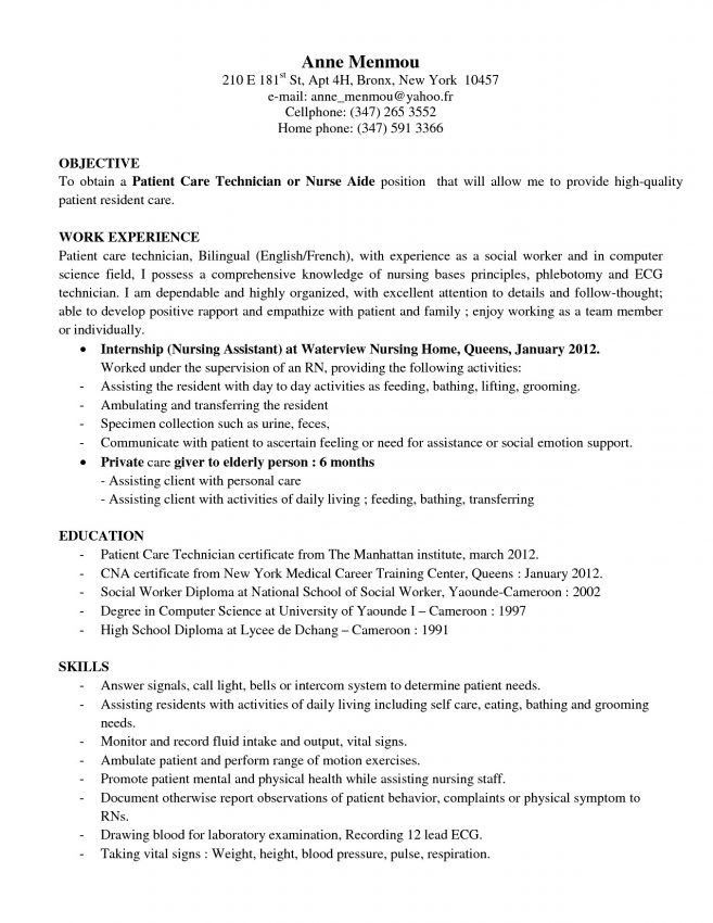 Warehouse Technician Resume 9 Warehouse Technician Resume Sample - medical technician resume
