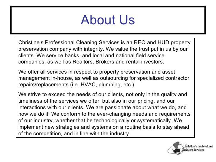 House Cleaner Resume] Unforgettable Residential House Cleaner Resume ...