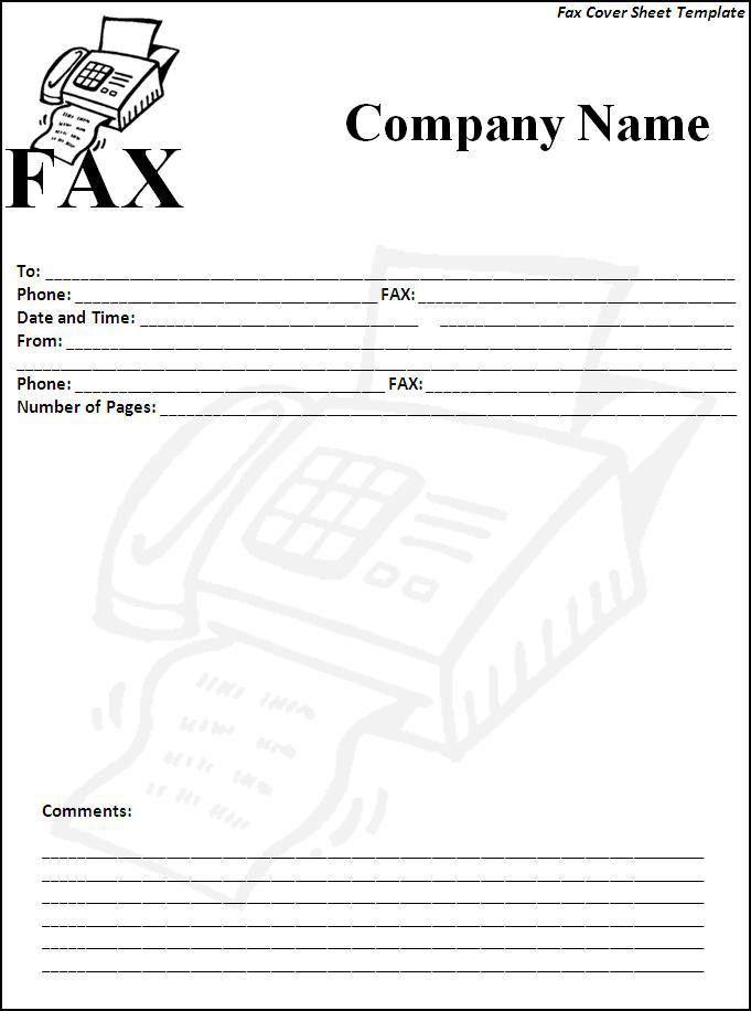 Business Fax Template Business Fax Cover Sheet Office Templates - sample business fax cover sheet
