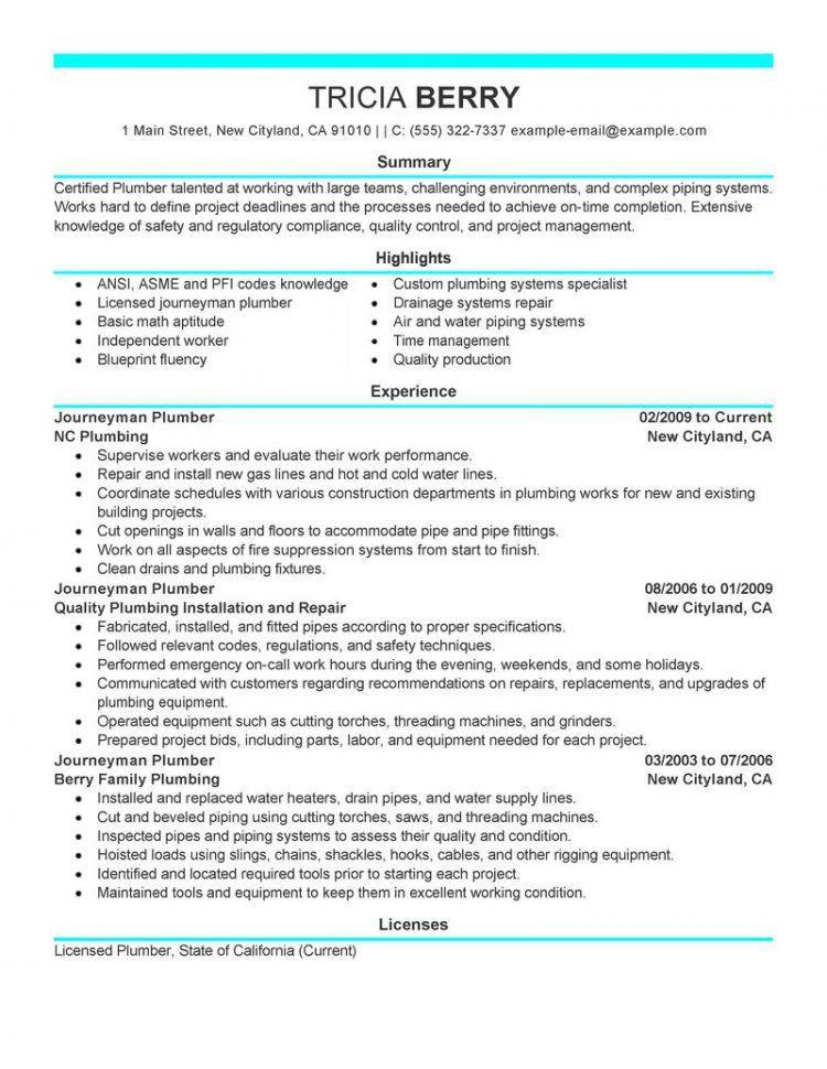 Sample Journeyman Electrician Resume Unforgettable Journeymen - master electrician resume