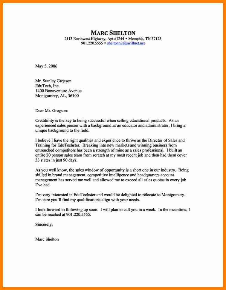 Sales Letters Example 9 Sales Letter Templates Free Sample - sample professional letter format