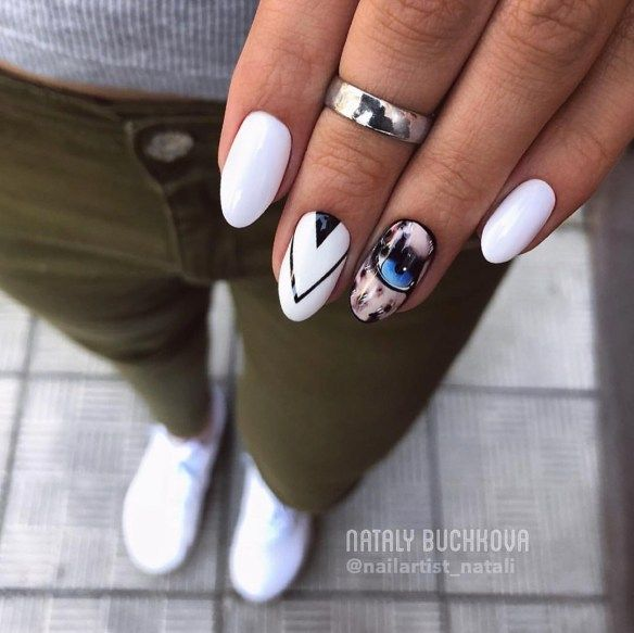 Best 50 Nail Art That You Should Try In 2019 – Reny styles