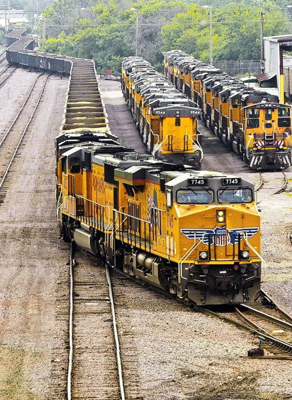 Pin by Ron Oatney on Railroads in 2020 Union pacific