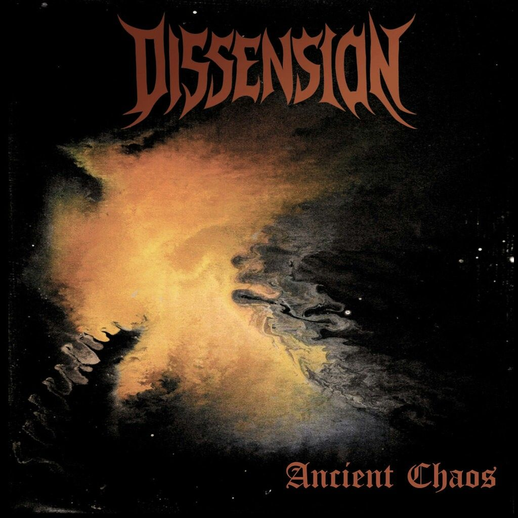 Dissension Usa Ancient Chaos Metal Albums Album Movie Posters