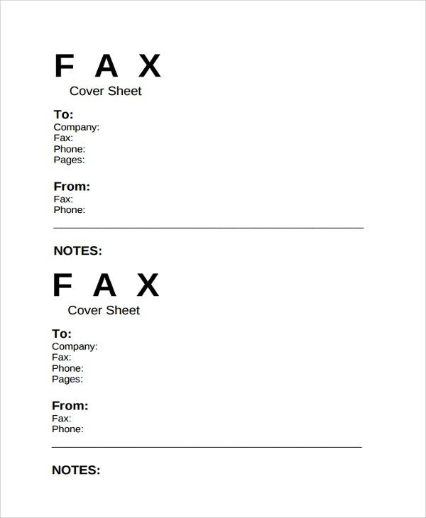 Fax Cover Sheet Sample sample cute fax cover sheet - 7 + - cute fax cover sheet