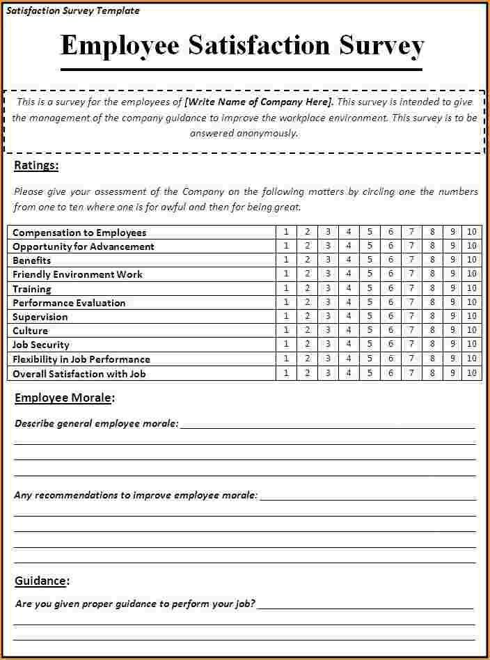 Sample Survey Templates 15 Student Survey Templates Free Sample - free survey templates