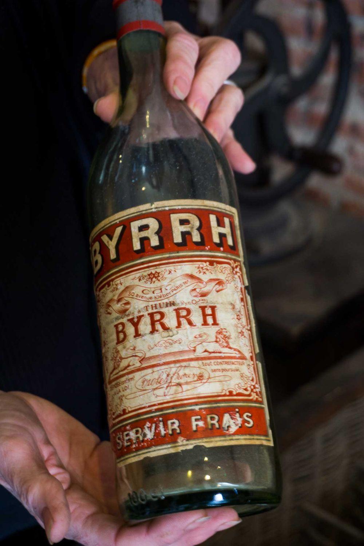 Byrrh: French apéritif