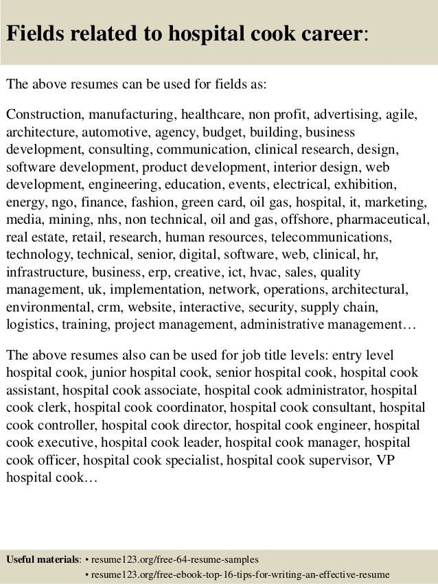 hospital chef sample resume cvresumeunicloudpl - Hospital Chef Sample Resume