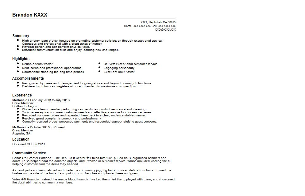 rescue worker sample resume cvresumeunicloudpl - Rescue Worker Sample Resume