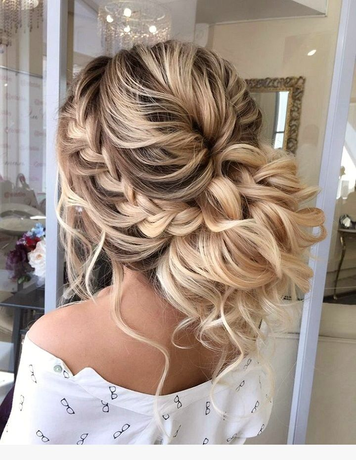 Pretty  100+ Hairstyles for Weddings