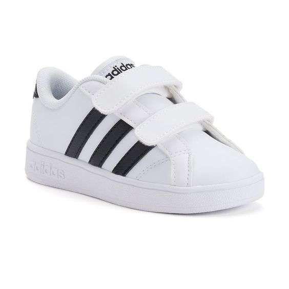 adidas Kids' Baseline CMF Inf Sneaker