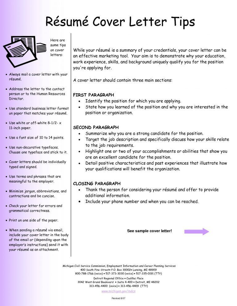 What Should I Put In A Cover Letter Download What Should You Put - what should a cover letter contain