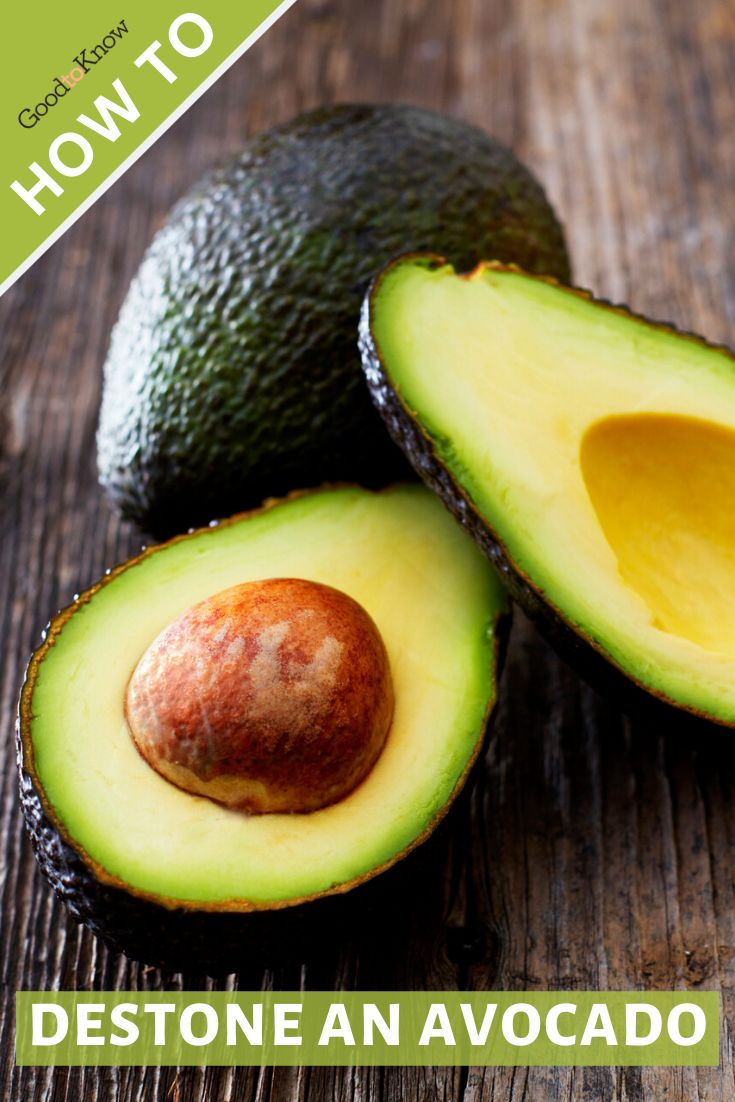 Watch how easy it is to destone an avocado with our simple how to destone an avocado video and step-by-step method. If you're looking for the best way to prepare your avocado, waste and mess-free, this is it. No cuts, no fuss. Eating avocados will never be the same again! #avocado #howtodestoneanavocado #avocadodestoningtips #tipsondestoningavocados #howtodestoneavocadossafely #avocadotoast #avocadorecipes #avocadotoastrecipe