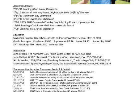 golf attendant sample resume node2004-resume-templatepaasprovider