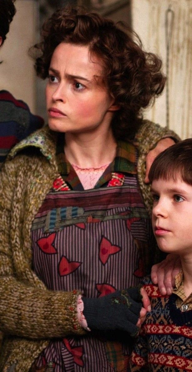 CHARLIE AND THE CHOCOLATE FACTORY, Noah Taylor, Helena