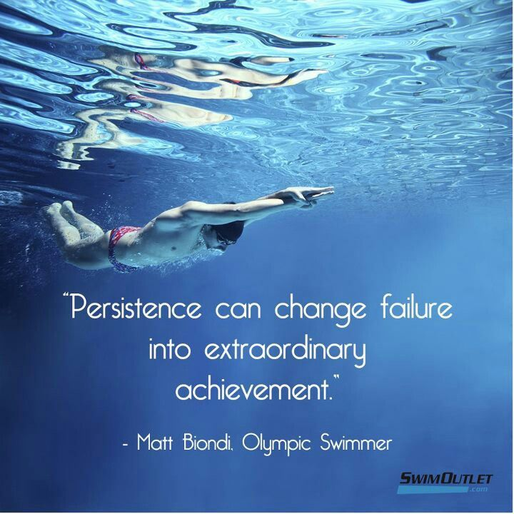 Persistence Motivational Quotes: 1000+ Images About Swimming Quotes On Pinterest