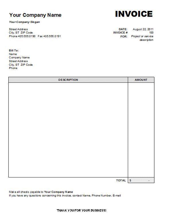 Freelance Invoice Template Uk Free Invoice Template Uk, Free - sample freelance invoice
