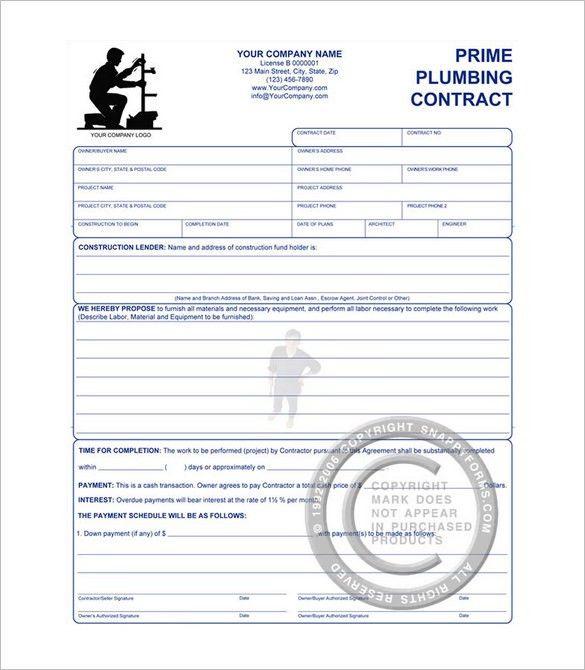 Plumbing Estimate Template Insurance Quotes Insurance Quotes - estimate proposal template