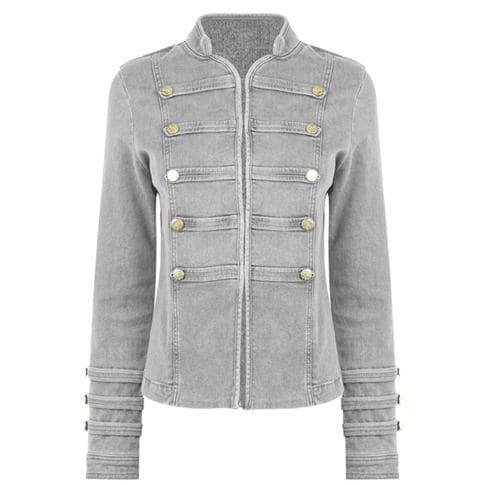 Biba - Military Denim Jacket