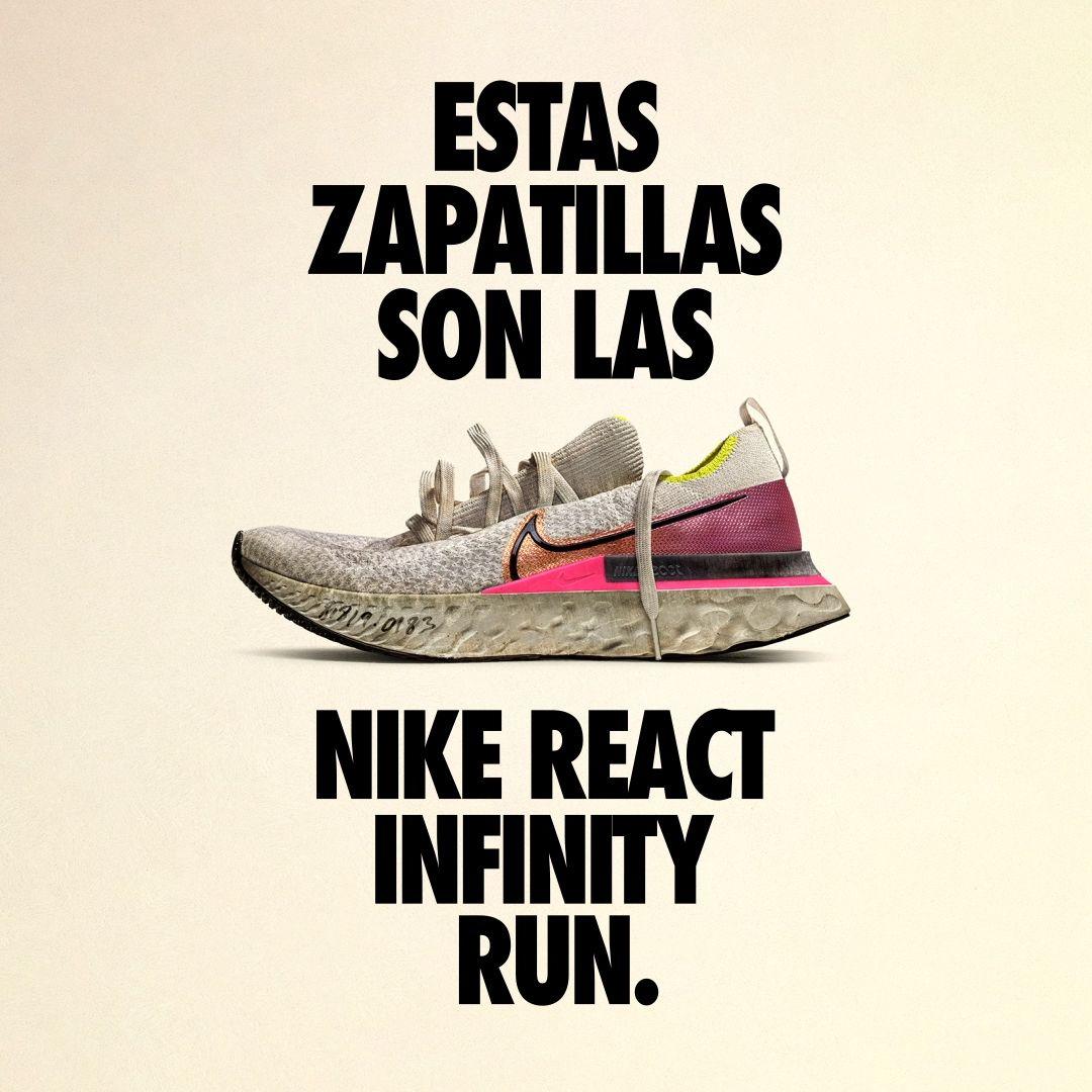 Nike React Infinity Run ES