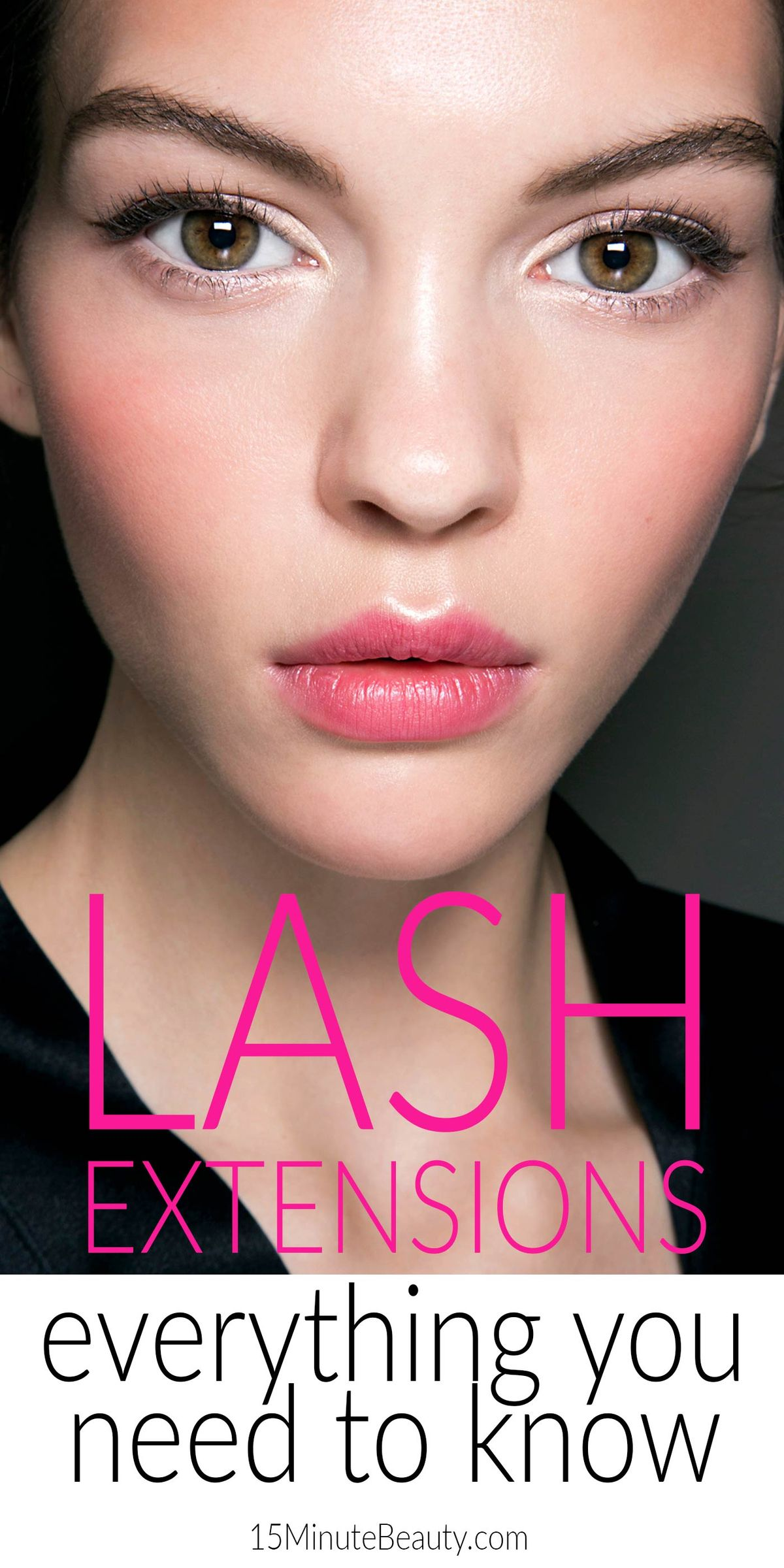 What you should know about Lash Extensions before you get them! All of the basics that you should know beforehand.