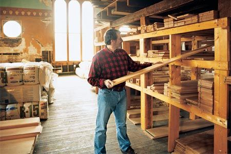 How to pick the right lumber for your DIY project