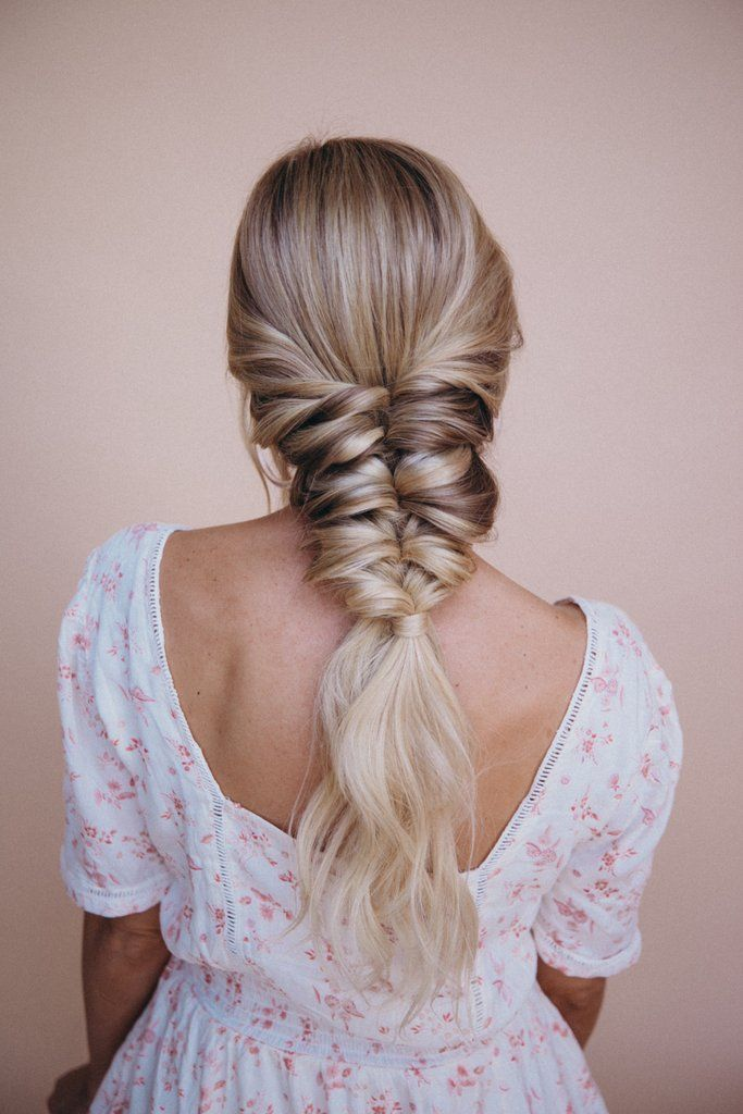 Tutorial: Topsy Tails – Barefoot Blonde Hair