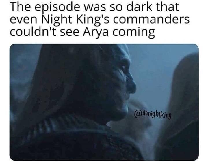 We're just gonna keep on bringin' the Game of Thrones memes to you! #GOT #TV #GameOfThrones #Season8 #Memes