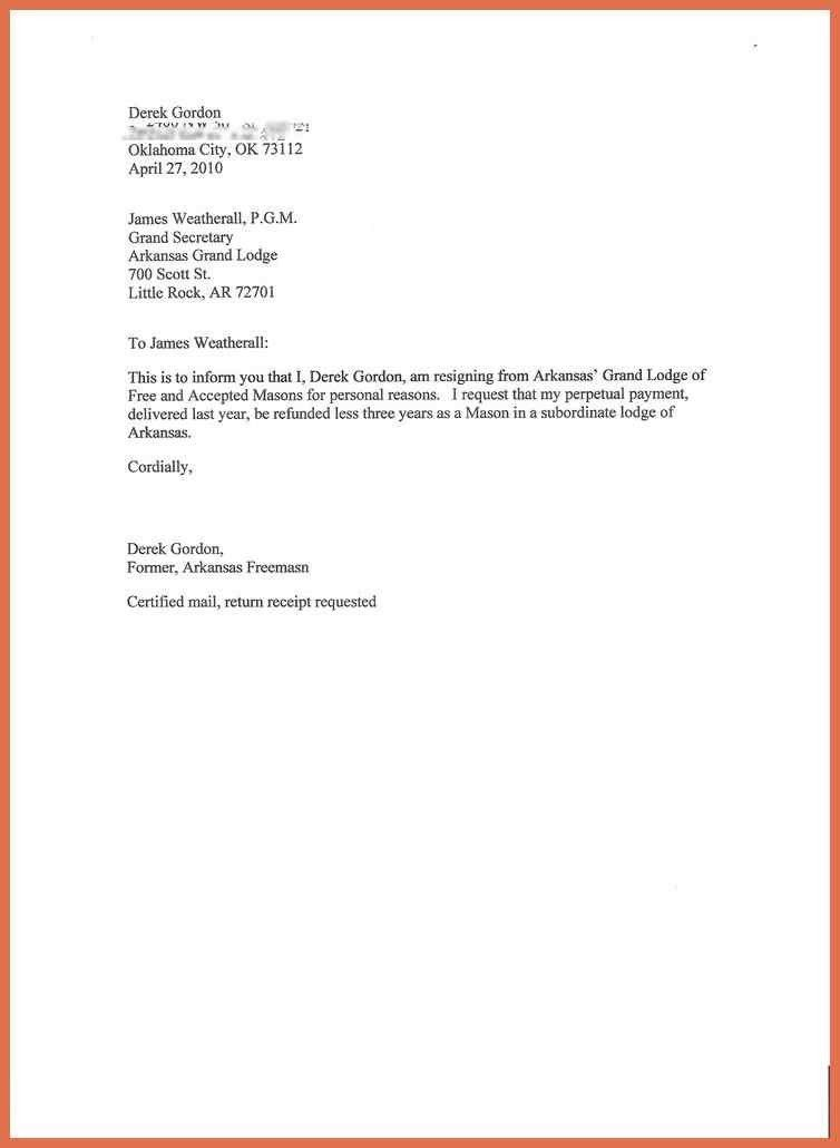 Simple resignation letter template 24 free word excel pdf - letter of resignation examples
