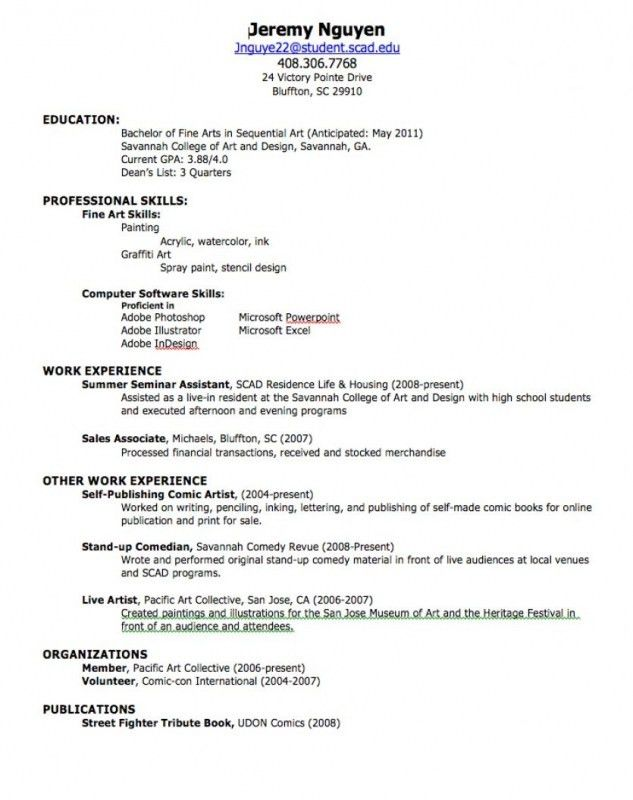 How To Make A Resume Step By Step How To Write A Quick Resume - make a quick resume
