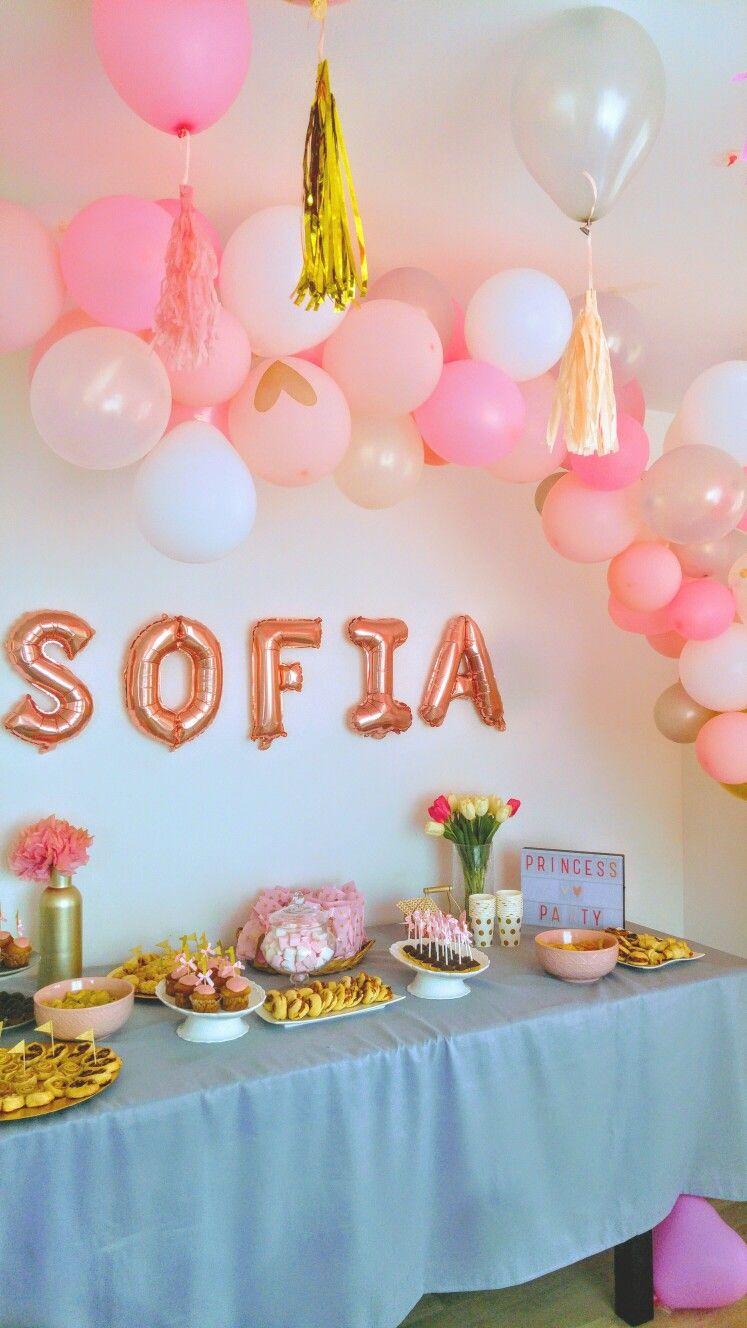 18 Fête D/'Anniversaire Confetti en Rose Table Deco Décoration 6 Pièces XL Fille