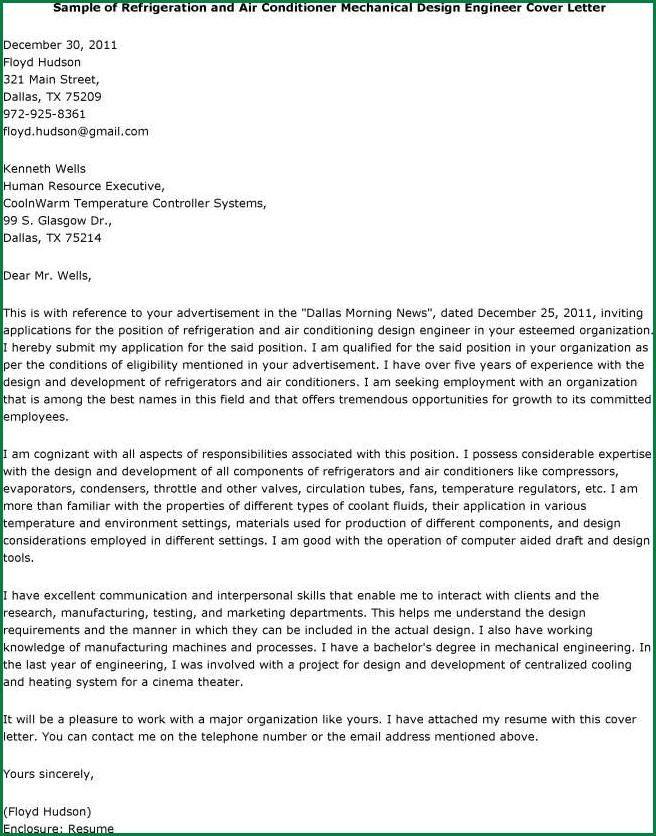 diesel engine design engineer cover letter | node2003-cvresume ...