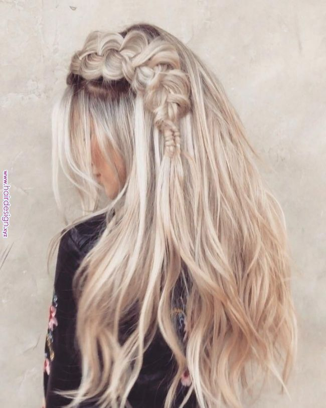 #cutehairdos | Hair Styles in 2019 | Pinterest | Hair, Hair styles and Braided hairstyles #cutehairdos | Hair Styles in 2019 | Pinterest | Hair, Hair styles and Braided hairstyles
