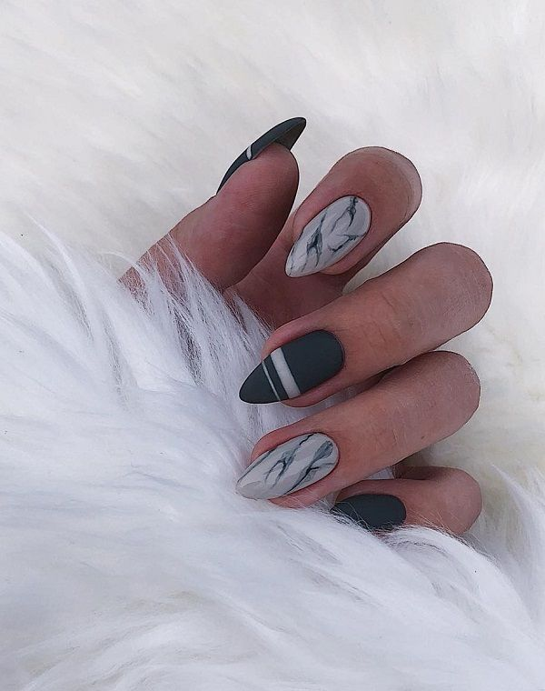 – Nail art by lyuciya nails