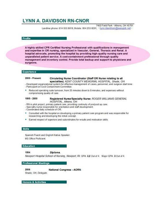 Job Resume Objective Examples Tips For Resume Objective Resume - best resume objective statements