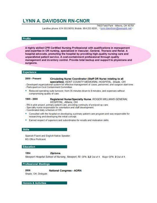 Resume Objective Statements Resume Objective Example How To Write - good resume objective statements