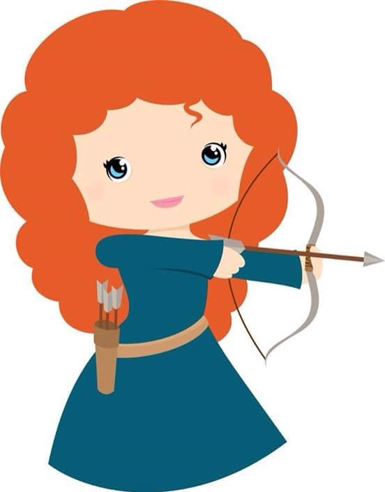 Brave People Clipart