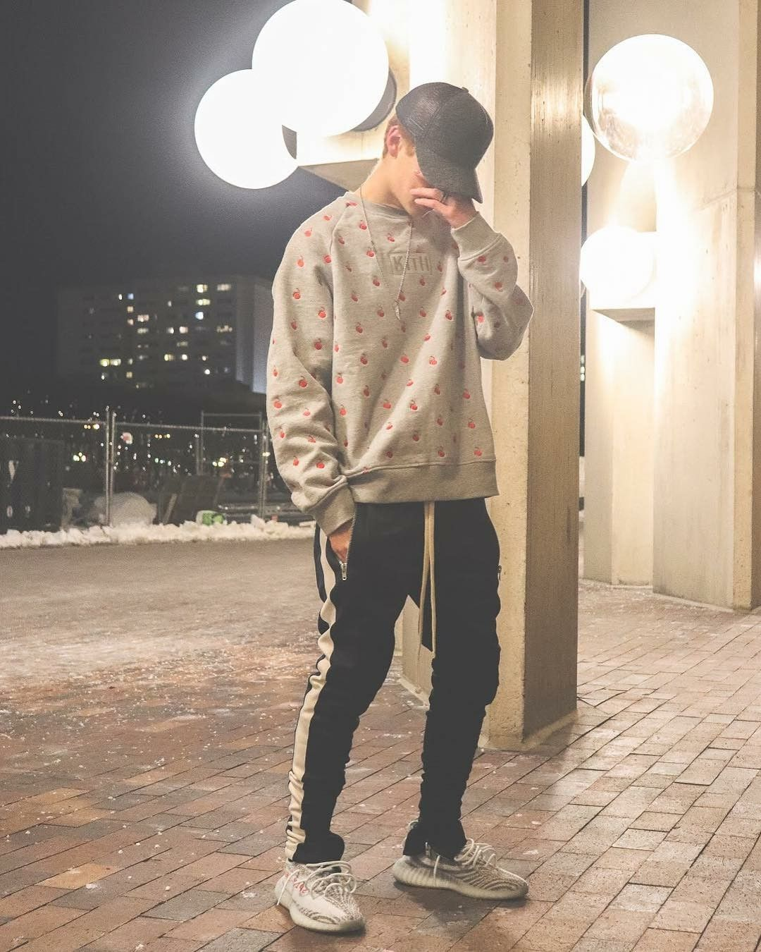 KITH, Yeezy, Adidas | Yeezy outfit, Hypebeast outfit, Cute