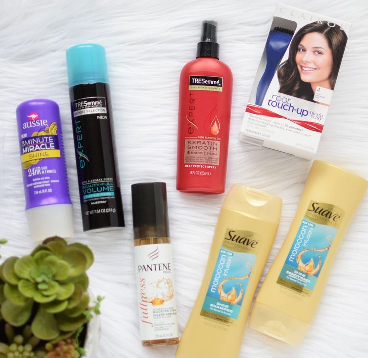 I'm a hair product junkie, and I've tried a LOT of products! There are some amazing products at your local drugstore, here are the best drugstore hair products.
