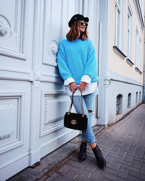 Sweater, 40€ at  – Wheretoget
