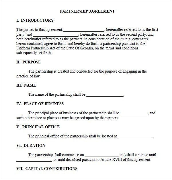 Terms Of Business Agreement Template Sales Agreement Template - free business contract templates