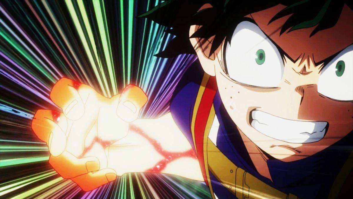boku no hero Academia 193