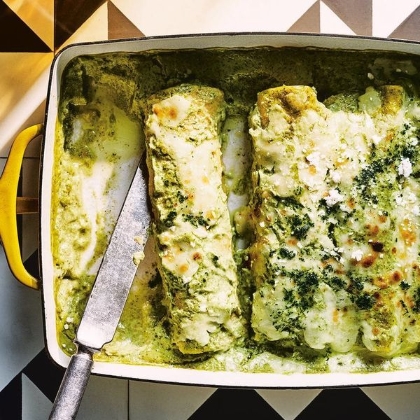 Please Excuse Us While We Devour These Tex-Mex Enchiladas