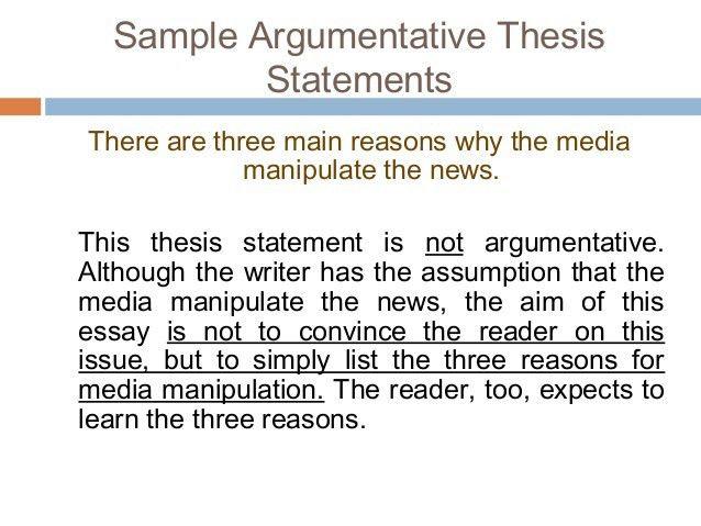 example of argumentative essay example of argumentative  sample argumentative essay argumentative essay example college