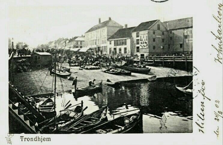 Trondheim fylke