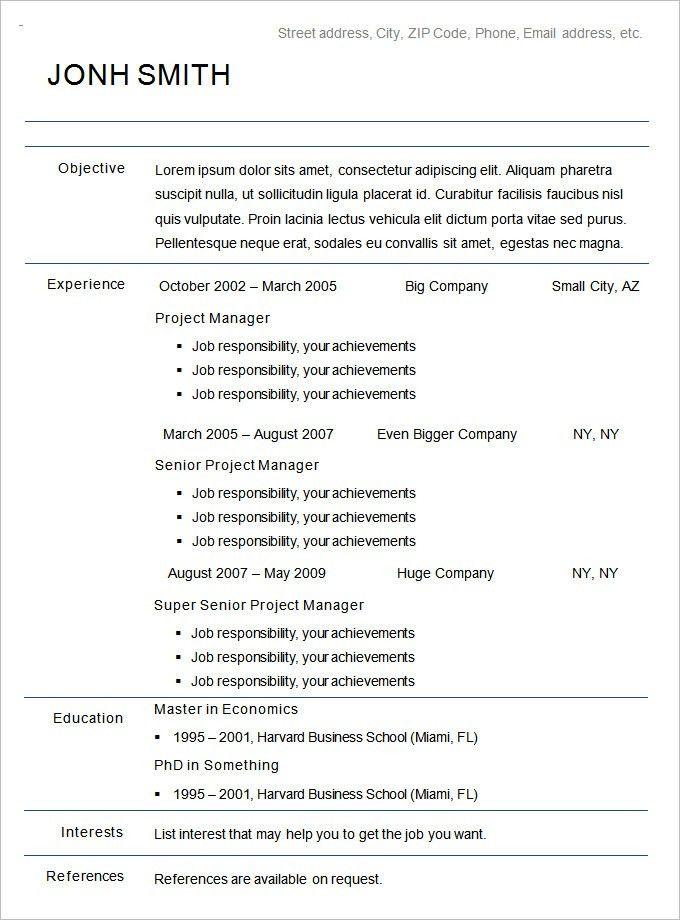 100 harvard business resumes best resume best cv